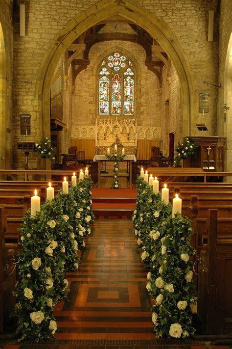 25  best ideas about Wedding Church Aisle on Pinterest