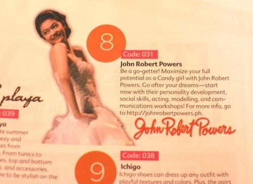 Verniece Enciso Candy Magazine John Robert Powers