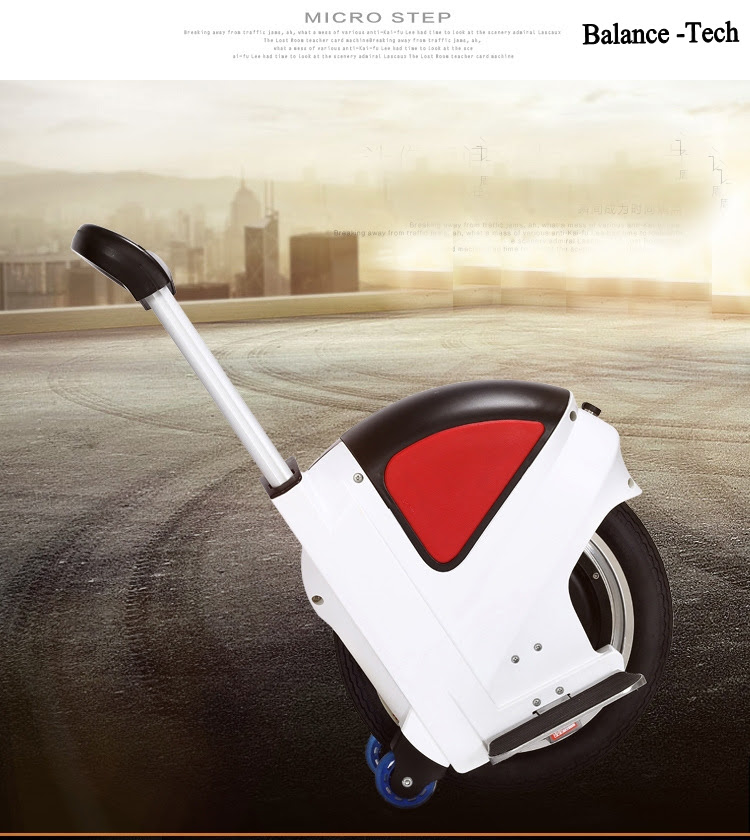 \u226718 Inch Electric Unicycle One \u3010\u3011 Wheel Wheel Scooter 1000W Monowheel Electric \u2466 Skateboard
