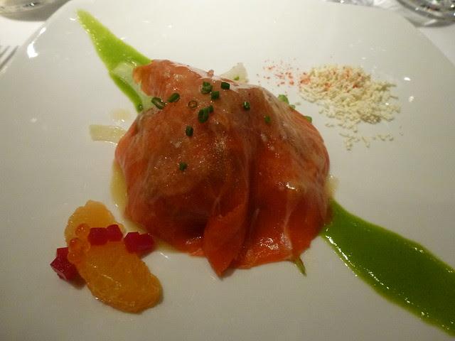 salmon carpaccio 3