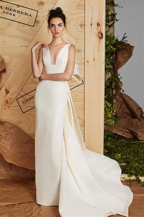 A New Form of Bridal Couture: Carolina Herrera Bridal
