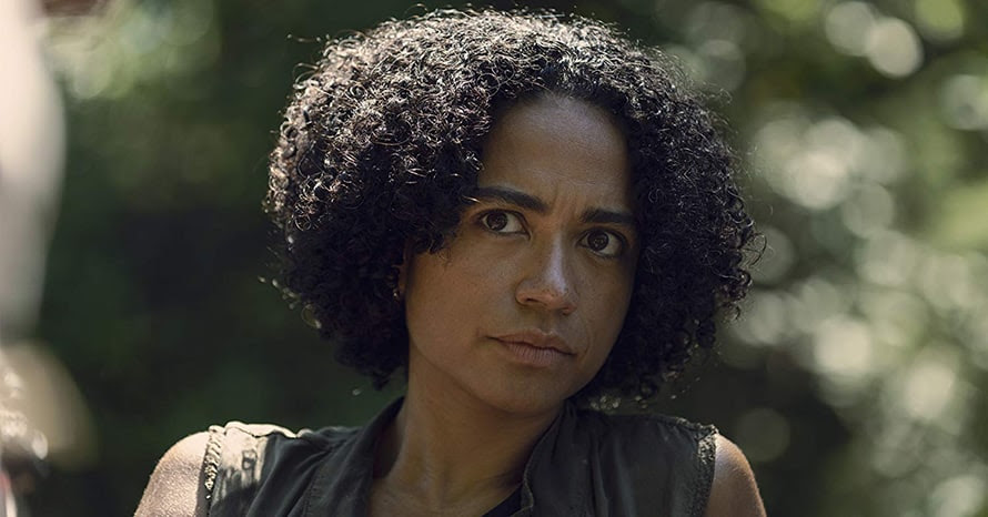 Lauren Ridloff The Eternals The Walking Dead