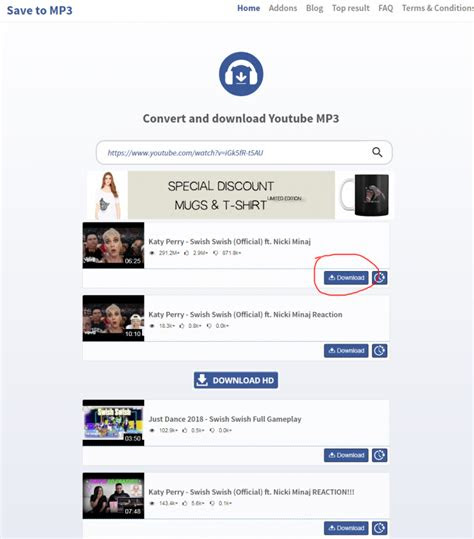 savetompcom quick tutorial save youtube  mp step