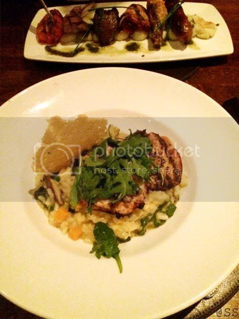 Butternut Risotto Raglan Road