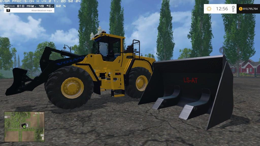 Volvo 180f Farming Simulator Modification Farmingmod Com
