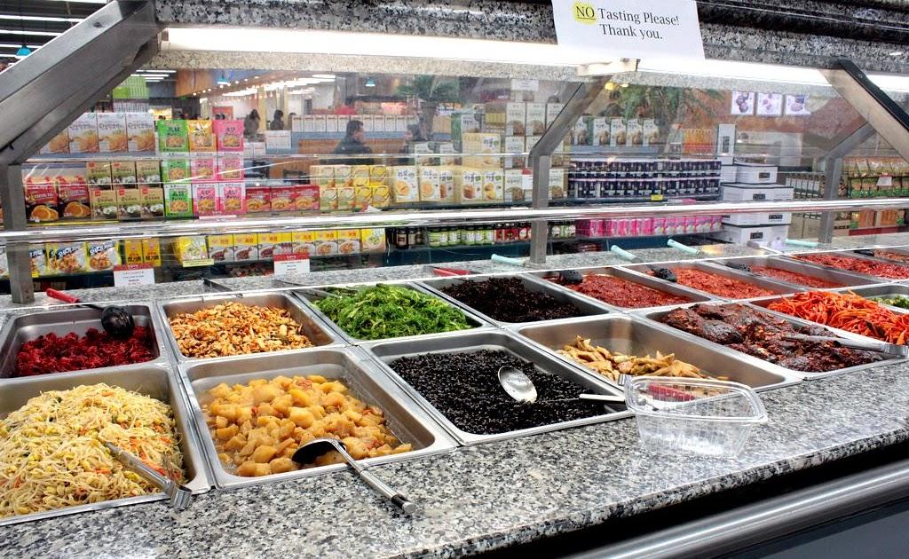 Hankook Supermarket Food Court