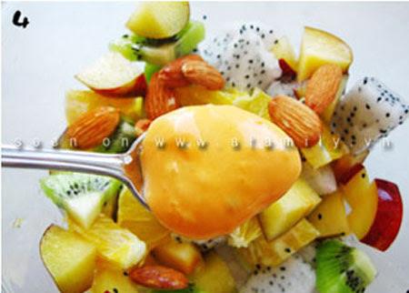 Salad trái cây ngon tuyệt cho chị em - 4