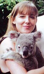 Ann and Koala