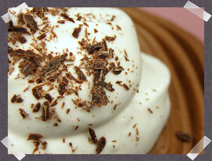 E.A.T World: France, Chocolate Mousse with Whipped Cream