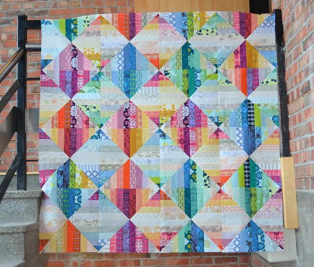 Blended Scraps top