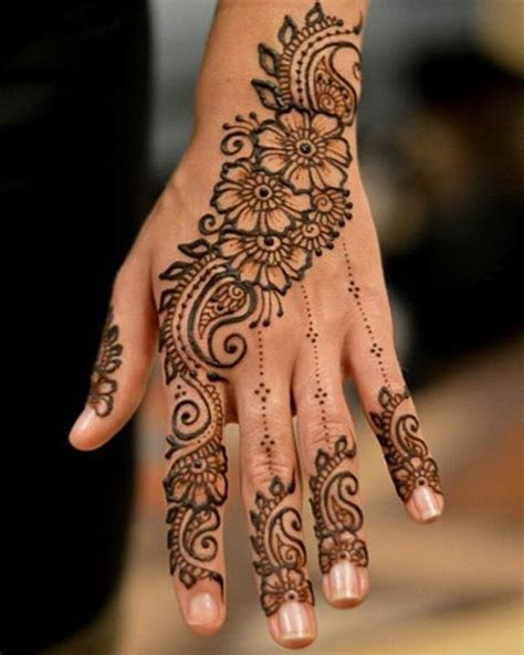 Pin by Sanasi Kulkarni on Sanasi's wedding   Henna, Hand
