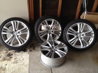 Ca  Gs450h Rims For Sale Clublexus Lexus Forum Discussion