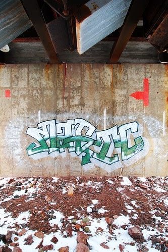 Rockhouse Graffiti by dcclark