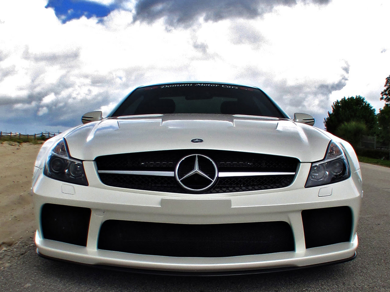 Car in pictures - car photo gallery » RENNtech Mercedes ...
