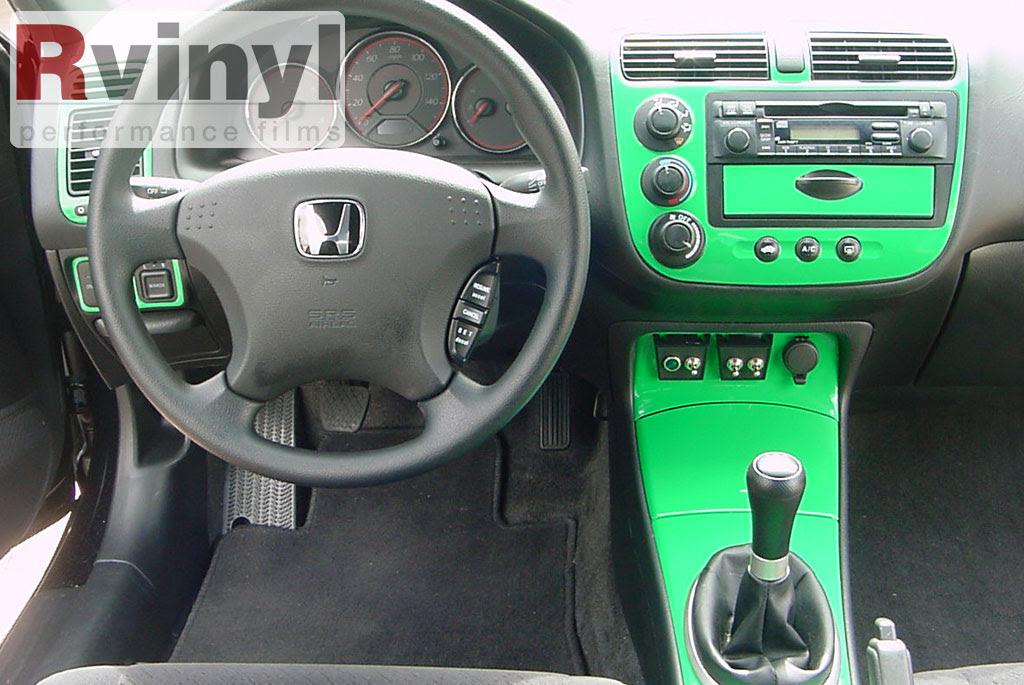 Honda Civic Interior Honda Civic Accessories