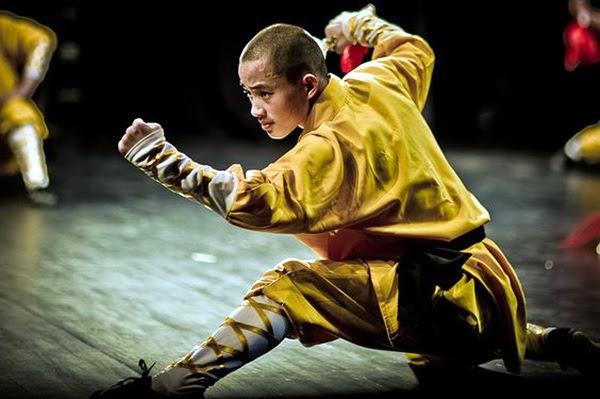 Shaolin monk Martial Art Demonstrations (3)