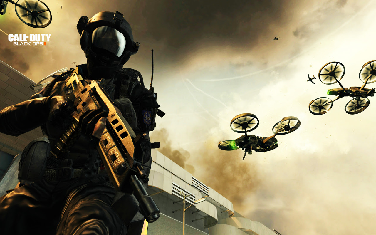 Black Ops Live Wallpaper 1280x800