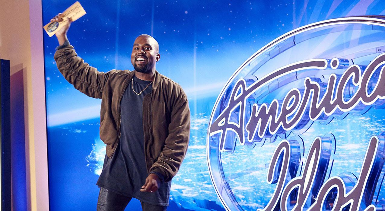 """""""Audição"""" de Kanye West no American Idol era um vídeo promocional da nova temporada e tributo a Jennifer Lopez!"""