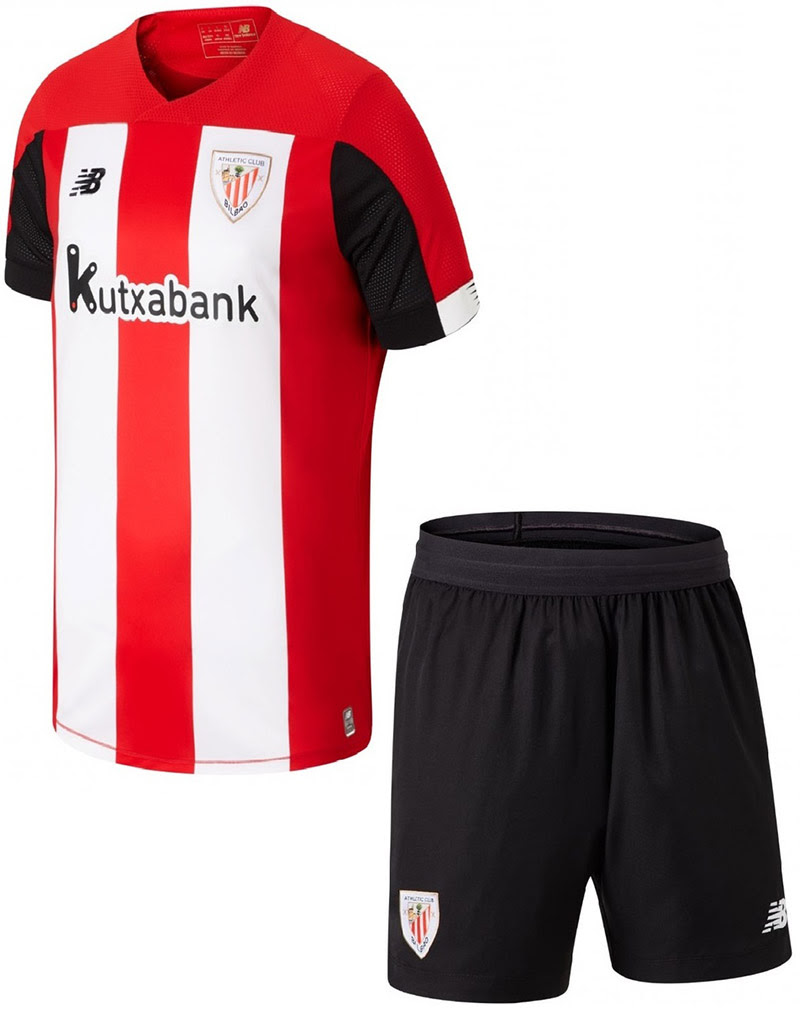 US$ 13.98 - 2019/20 Bilbao Athletic Club Home Red And ...