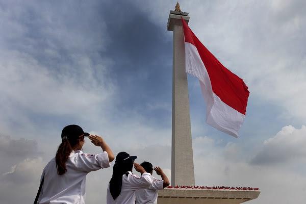 Katanya cinta indonesia tapi tahu nggak kamu arti dari 7 kata ini  Damn! I Love Indonesia