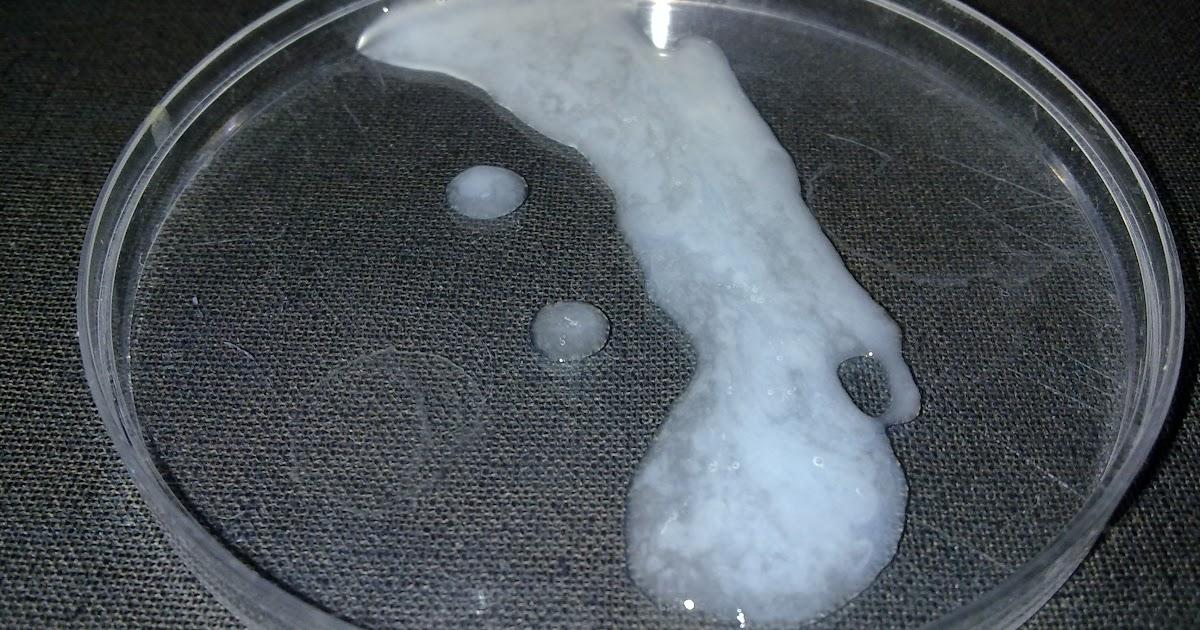 Сперма как седагель