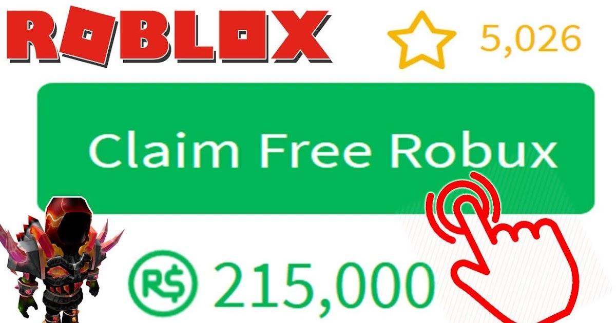 Free Robux For Roblox Game | Free Robux Javascript Pastebin