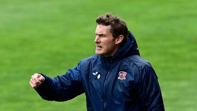 'No Interest' - Exeter City Boss Matt Taylor Seeks to Quash Reports Linking Him With Walsall