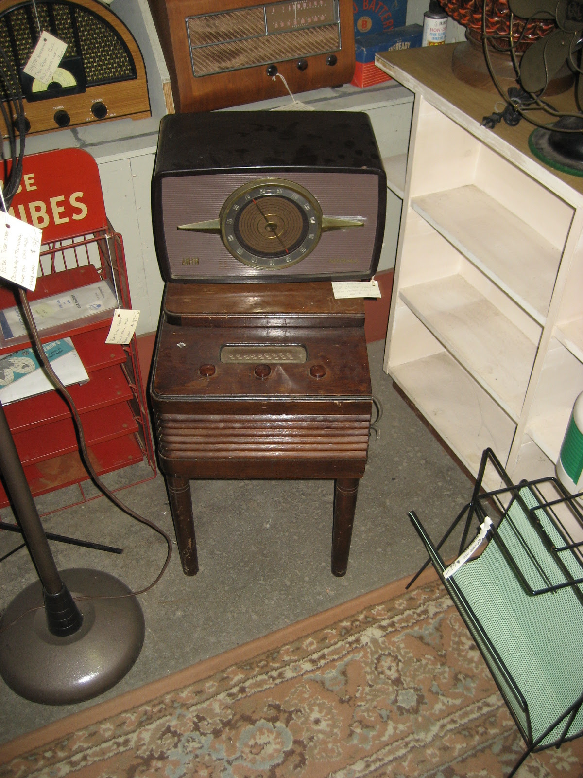 August Antiques: Store Items