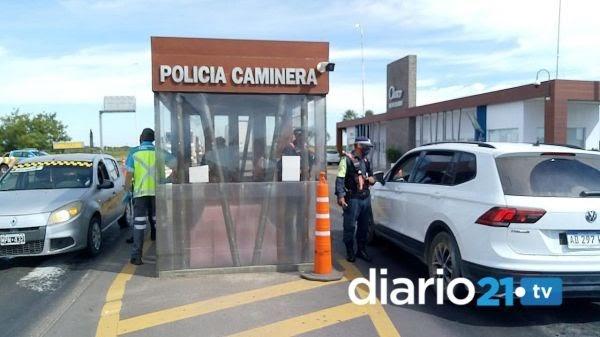 Capitanich busca extremar el control en las fronteras a quienes provengan de Paraguay y Brasil