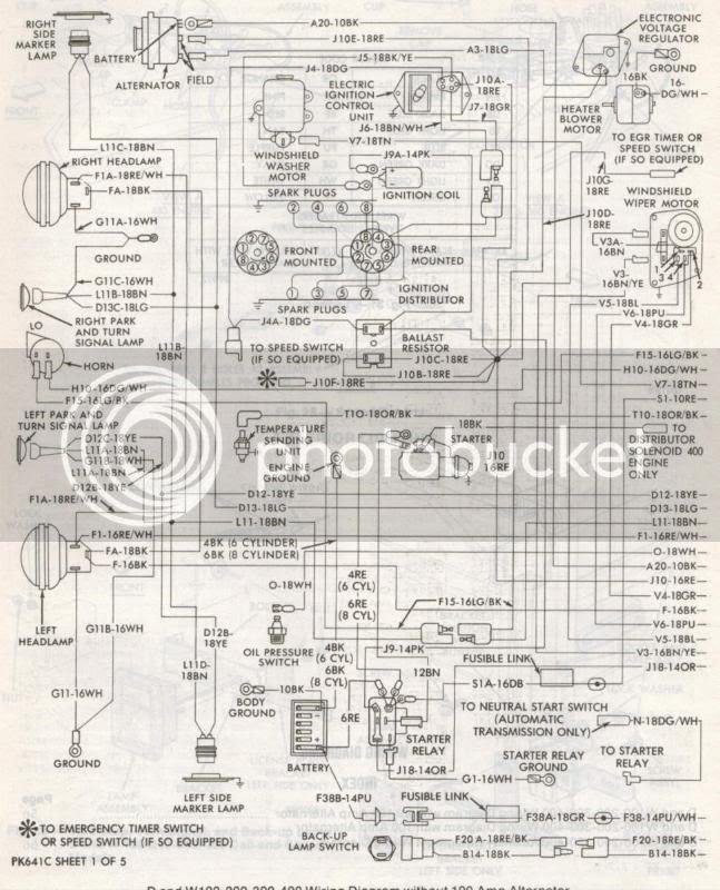 33 1978 Dodge Truck Wiring Diagram - Wire Diagram Source ...