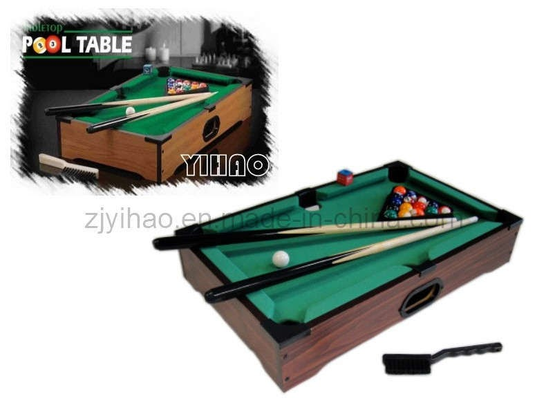 China pool table table games mini table mini pool table for 10 in one games table
