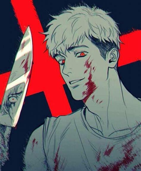 sangwoo killing stalking killing stalking manga
