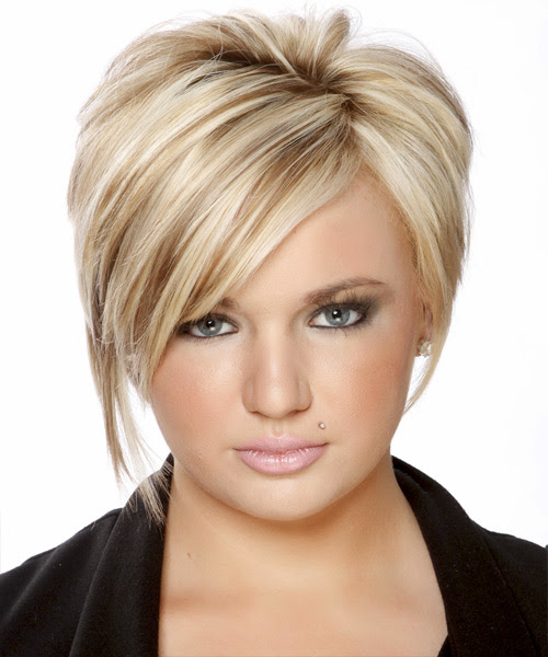 Formal Short Straight Hairstyle : Woman Fashion ...