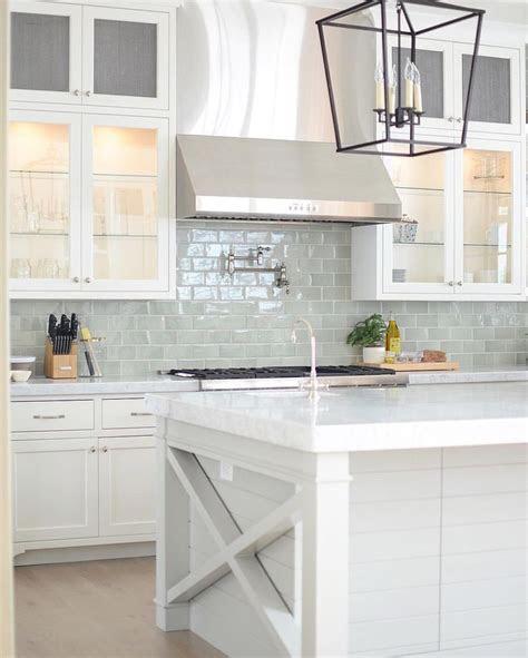 choosing kitchen backsplash design   dream kitchen