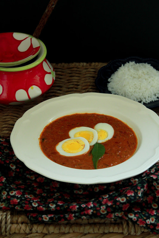 Indian Egg Curry