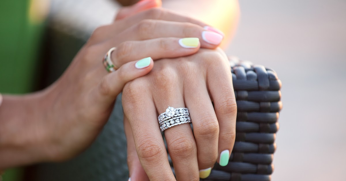 Wearing Wedding Ring On Right Hand After Divorce - Wedding