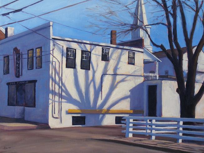 Joe Finkles, Lambertville, NJ