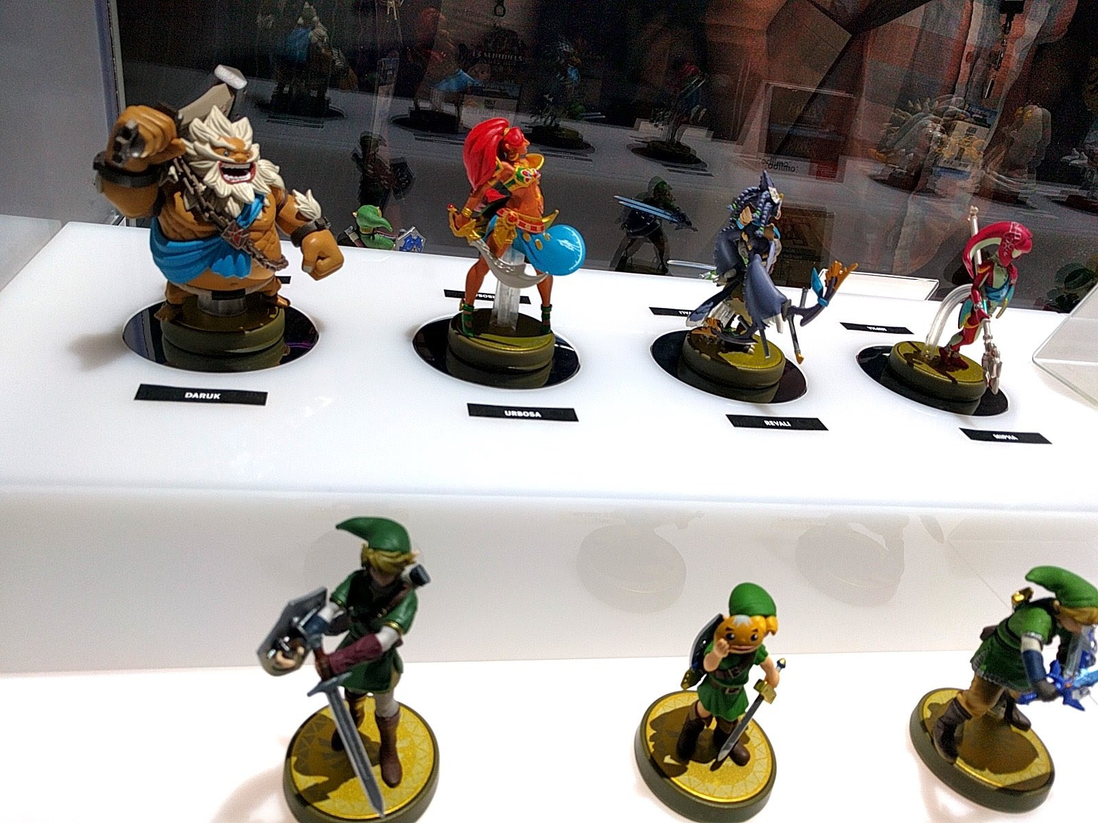 Gallery: Here's a closer look at all the new Amiibo from E3 screenshot