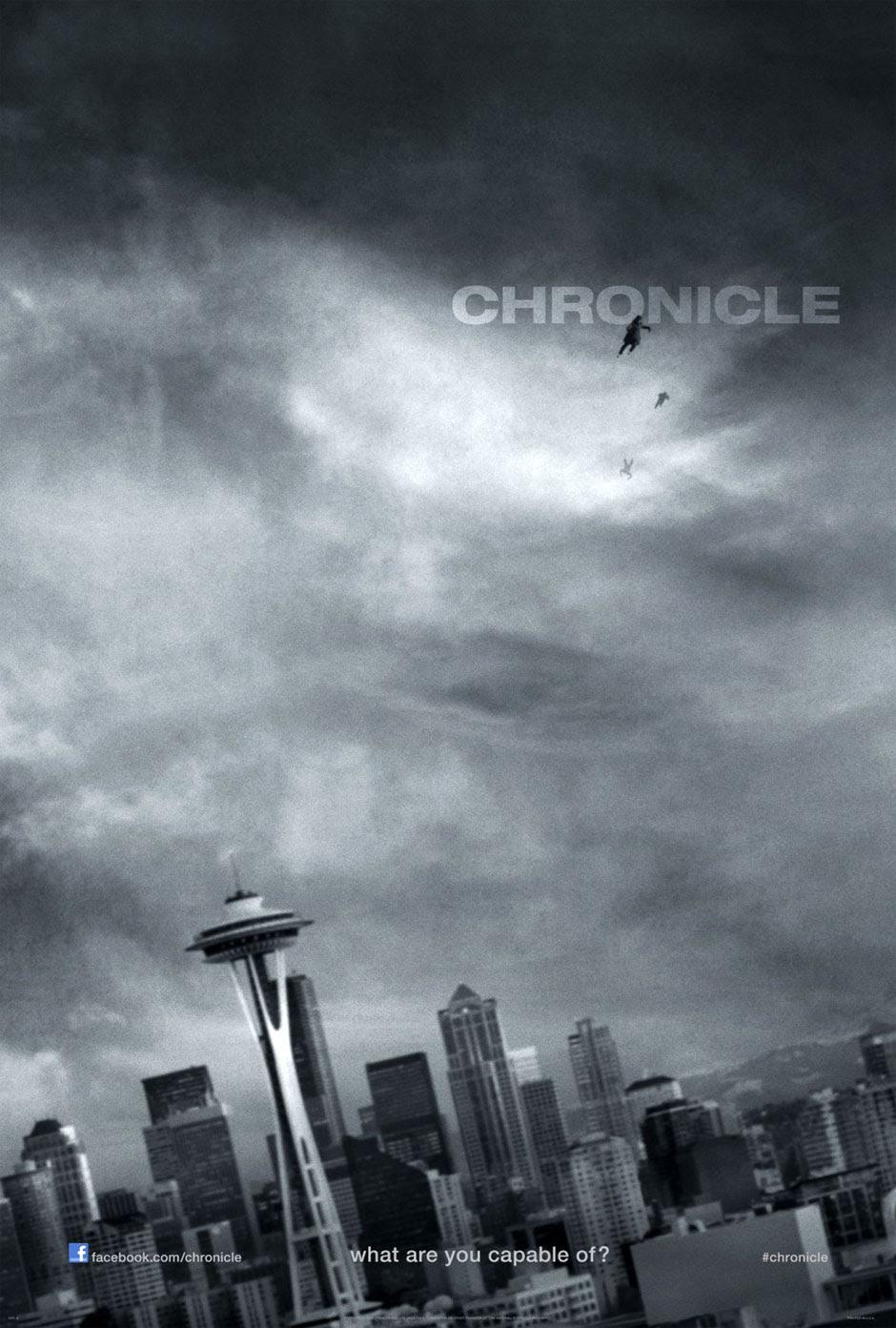 Risultati immagini per chronicle film poster