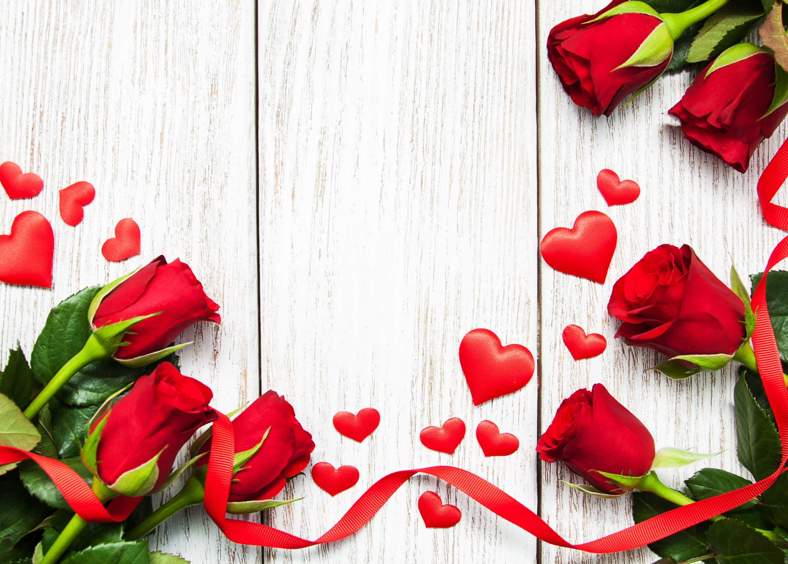 Red Rose Heart Wallpapers 58 Background Pictures