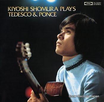 SHOMURA, KIYOSHI plays tedesco & ponce