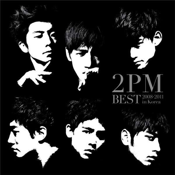 [Album] 2PM - 2PM BEST ~2008-2011 in Korea~