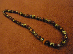 Using the new beads..