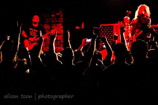 SACRAMENTO, 6 NOVEMBER 2013, Soulfly, performing at the Ace of Spades, Sacramento, 6th November 2013