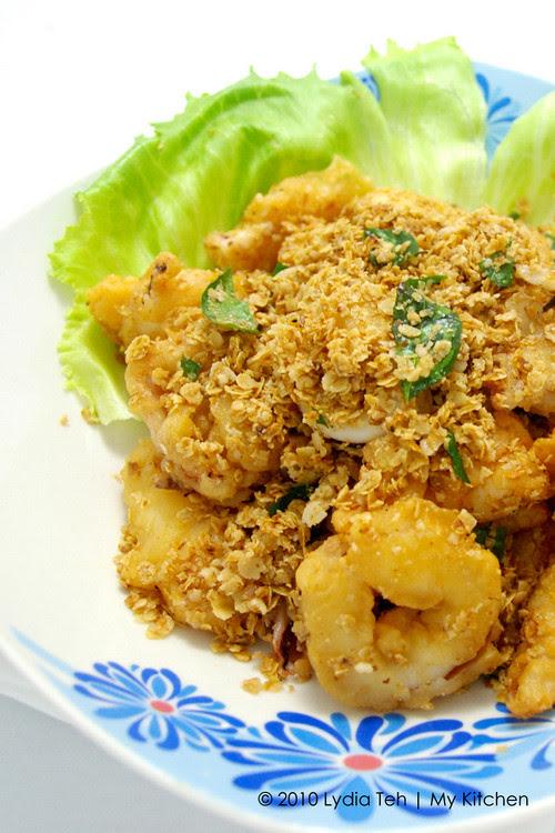 Oat-Butter Squid
