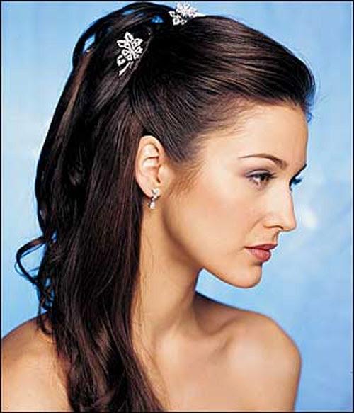 Acconciatura capelli lunghi facile e bellissima! YouTube - acconciature capelli lunghi e lisci