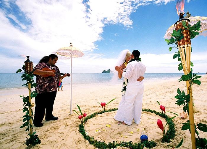 Wedding in Hawaii Extra