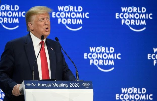 Trump calls for more overseas investment in US