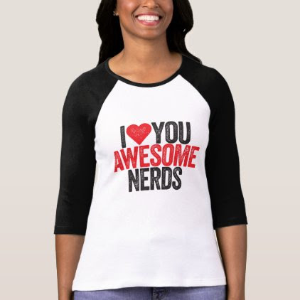 """""""Awesome Nerds"""" T-Shirt"""