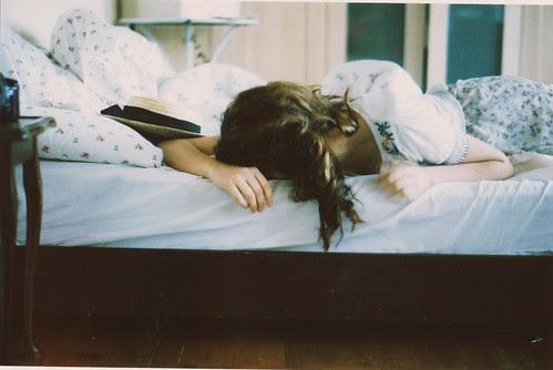 girl bed love blog photo photography sad alone